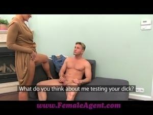 FemaleAgent Passionate and mature fuck free