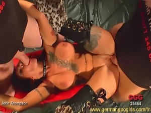 She is a HOT redhead chick and she is into hardcore blowjobs, fucking and...