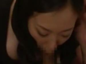 Mature asian blowjob handjob voyeur in room
