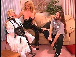 Enslaved Sissy Maid