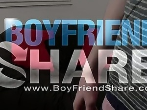 Skinny boy Milo Taylor strokes one out