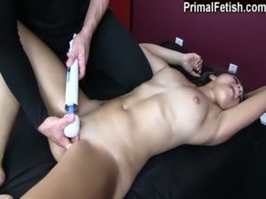 Interracial Erotic Massage w/Wild Orgasms and Fucking free