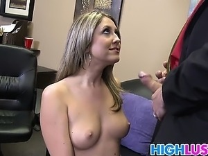 XMAS Sex Surprise For Teen