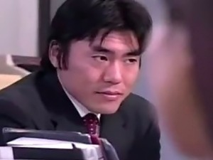 Japanese Office Lady