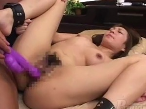 Japanese BDSM slave girl