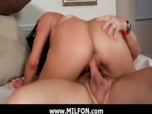 Milf Mom gets Hunted and Fucked Hard 28 free