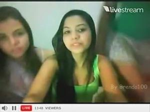 Meninas safadas rebolando  na twitcam free