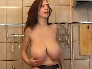 Beautiful and busty Merilyn is back yet again with a hot video of her in her...