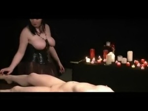 Lesbian Bondage And Hot Wax free