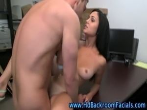 Real babe gets fingered free
