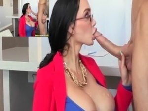 Amy Anderssen Blowjob Edit 2 free