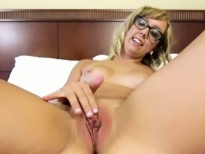 Chase Hart as the Blonde Hipster Riding Dick