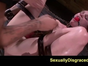 I cant resist my Masters need to bound my neck with a stiff steel collar my...