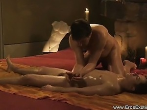 Erotic Massage From Tantra Techniques