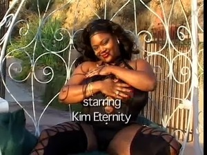 Kim Eternity (Black BBW) & Devlin Weed (Black American)