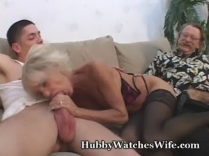 Mature Couple Recruits Student Lover free
