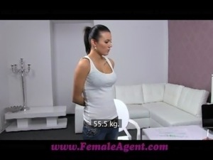 FemaleAgent New sexy MILF agent ready to deceieve and devour-X Tubes SD free