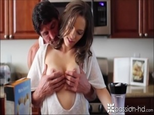 Passion-HD Morning sex for a hot babe free