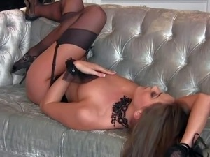 Tight babe Tori Black with small tits and long legs