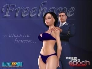 3D Comic: Freehope 1 free