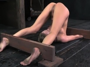 Sexy pussy anal punishment