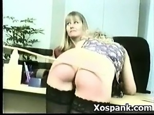 Pervert Chick In Wicked Spanking Girl
