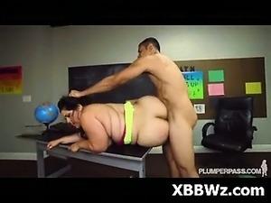 BBW Pervert Slut Pegged Perky Hardcore