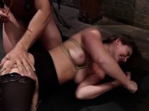 Asshole anal punishment