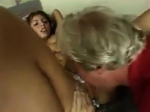 Maid And Some Old Pervert Having Sex