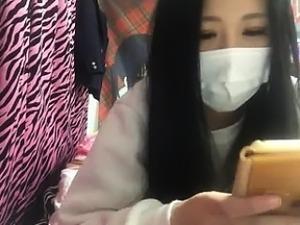 AsianSexPorno.com - Korean teen girl webcam show