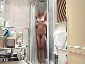 fucking in the shower