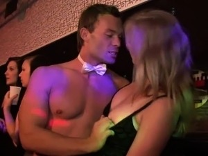 Its heating up at Party Hardcore 64, a porn movie of a real