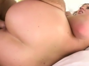 Big ass Maddy Oreilly fucked by big cock in her sweet snatch