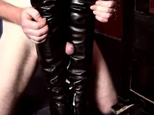 leather mistress boots fuck