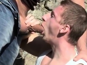 Army people having sex and semen bears male porno gay first
