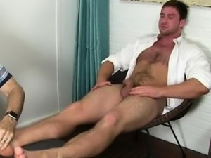 Male gay porn model movietures Connor Gets Off Twice Being W