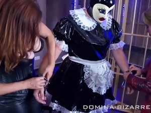 Mistress Ann & Lady Mercedes - Sissification