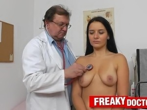 Mature gyn doctor opens Lily honey pot