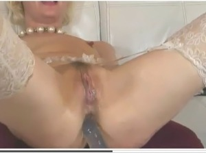 Stockings, Cam-girl, Dildos, Girl-in-stockings, Mature-girl, Russian-cam,...