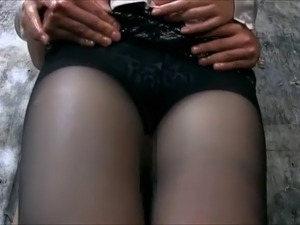 Stockings, Pantyhose, Pantyhose-sex