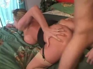 Fat Titty MILF Calls A Man Whore