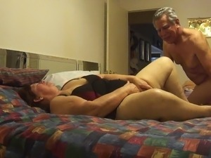 mexican granny loves cock