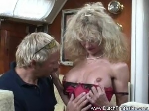 Sex Tourist Gets Laid In Holland
