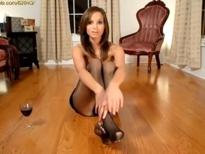 Pantyhose Domination at Clips4sale.com