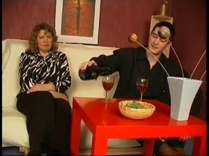 Russian mom 45