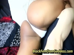 Jazzy Jamison Ass Smothering