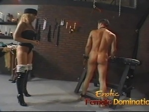 Two lusty bimbos have some naughty fun with a well-hung stud