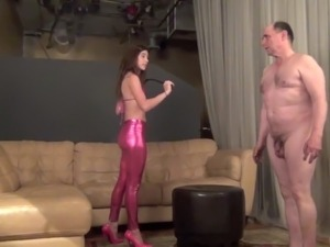 Domina Nikki Next a painful lesson learned whipping