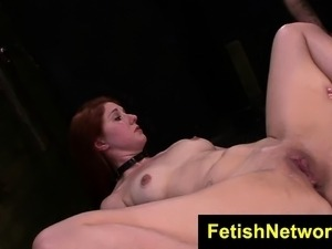 FetishNetwork Rose Red Tyrell bdsm sex