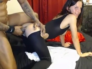 interracial creampie impregnate that pussy doggystyle